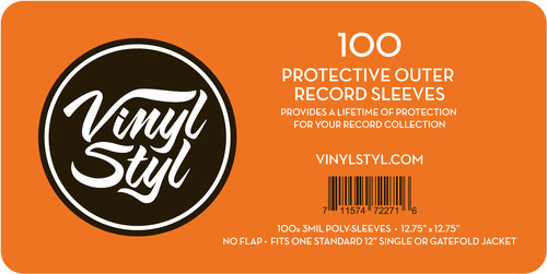 Protect Those Lp Covers With Vinyl Styl Outer Record